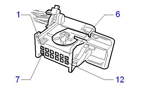 Zafira B Towbar Wiring Diagram