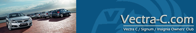 Vectra-C.Com | For Vauxhall & Opel Vectra - Signum & Insignia  Enthusiasts